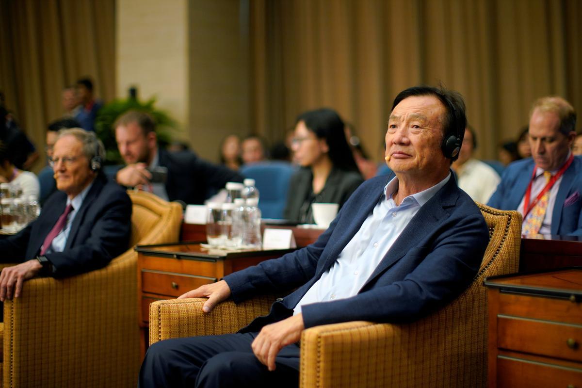 Huawei sê dit het begin om 5G-basisstasies sonder Amerikaanse onderdele te vervaardig