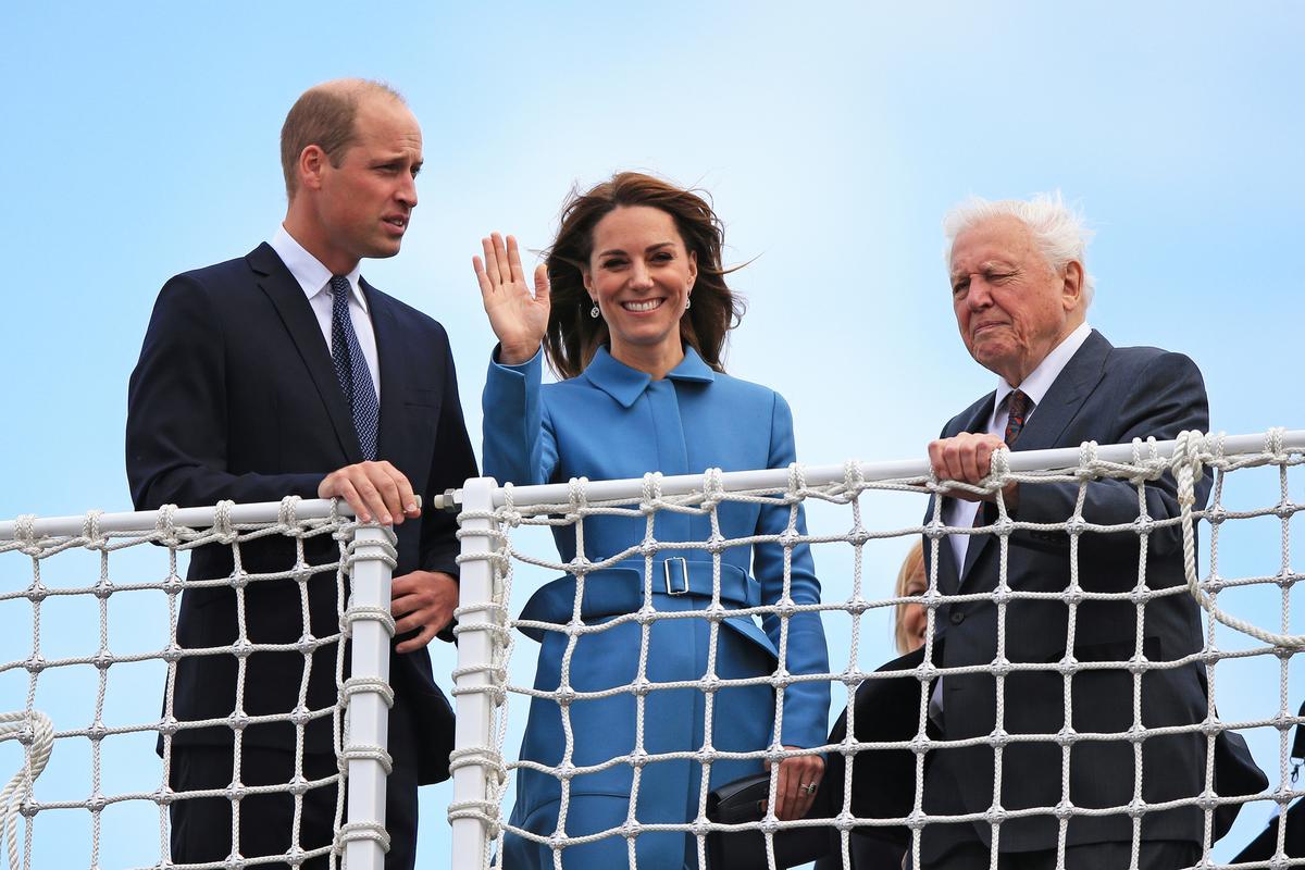 Britse koninklikes gee die officiële naam aan Boaty McBoatface-poolskip