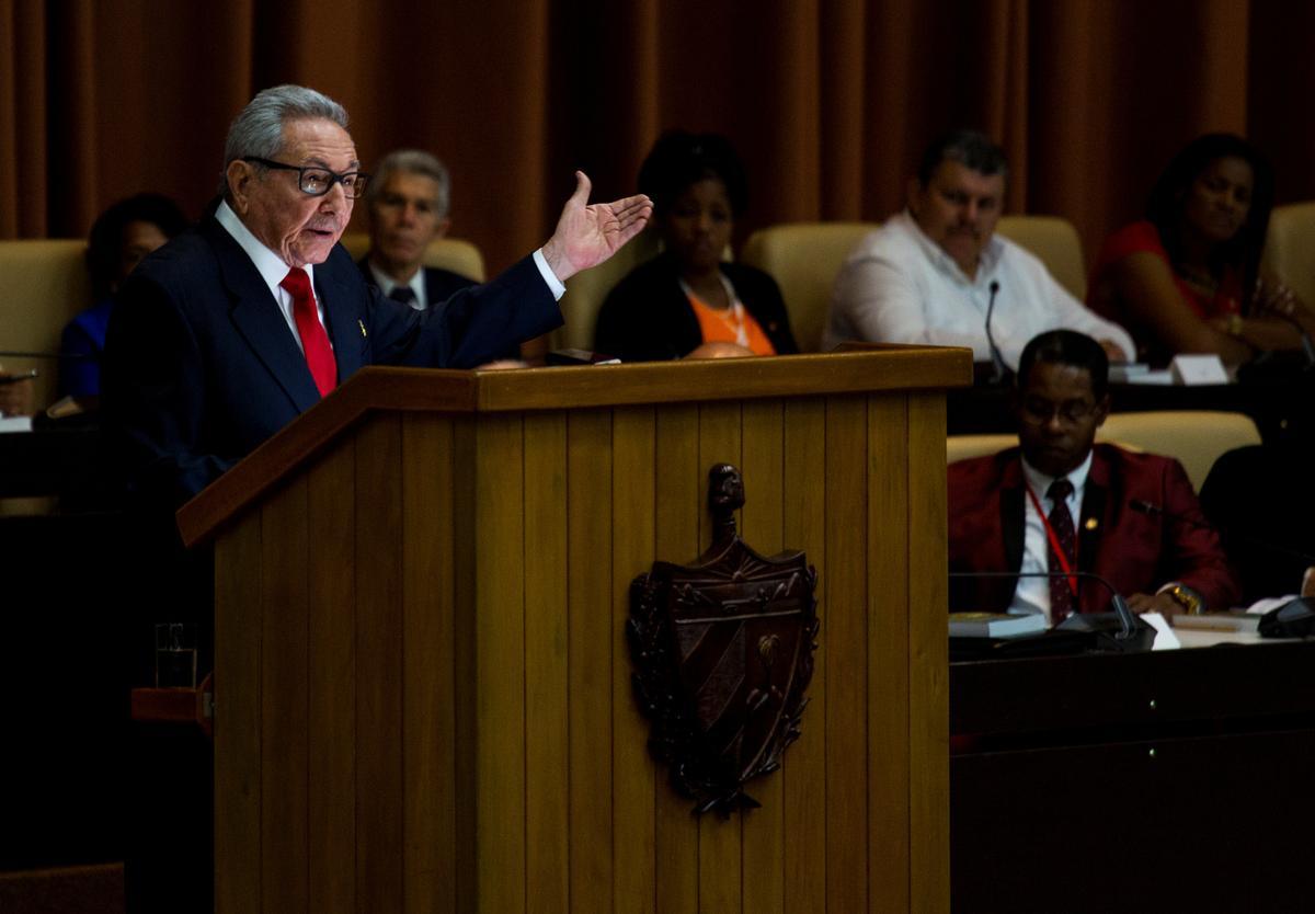 Amerikaanse kwessies reis verbod op Kuba se Castro oor beskuldigings van menseregte, steun vir Maduro, Venezuela