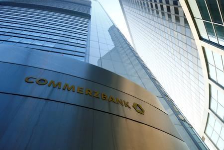 Banks facing 'enormous' challenges, says Commerzbank boss