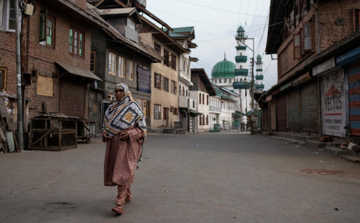 Die VSA hoop om vinnige optrede teen die opheffing van die stoepe van Kashmir te sien: amptelik
