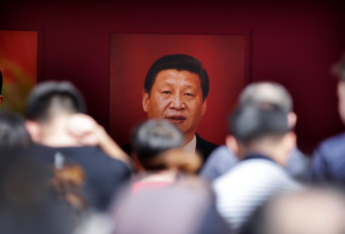 China het sterk leierskap nodig of sal 'verkrummel', lui die beleidstuk