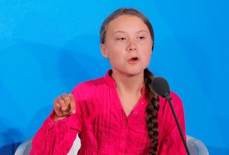 Greta Thunberg leads Montreal climate strike amid aviation emissions talks