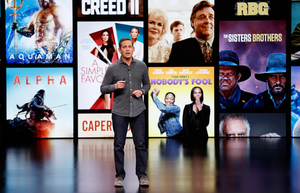 Apple soek teateraanbiedings vir films voordat hulle stroom: WSJ