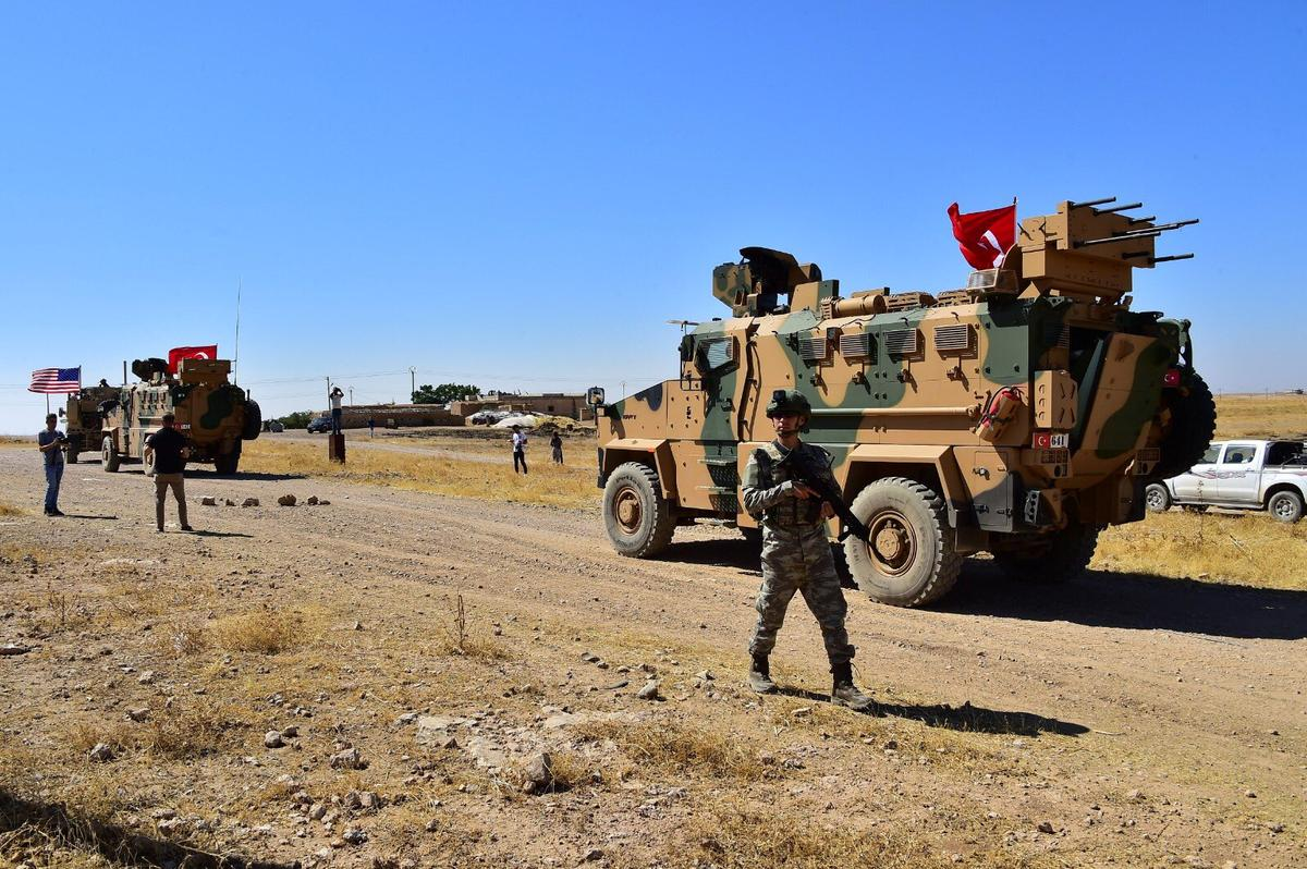 Syria demands withdrawal of U.S., Turkish forces, warns of countermeasures