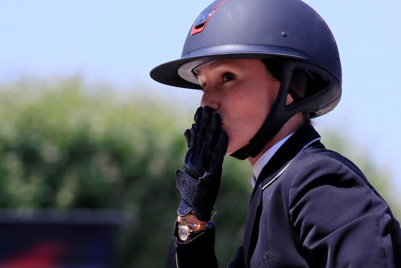 Equestrian: Bloomberg aims for show jumping to leap into the...