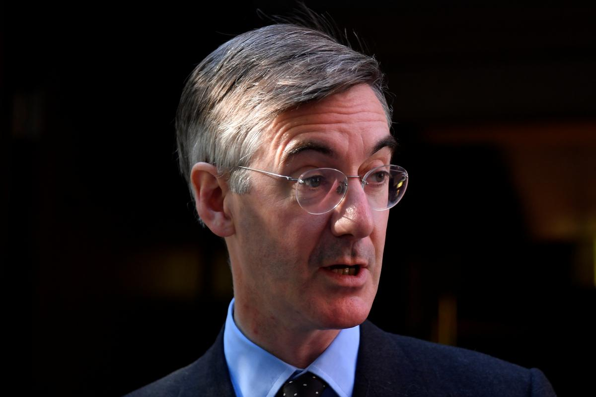 UK's Rees-Mogg: DUP backing will bring in support for Brexit deal