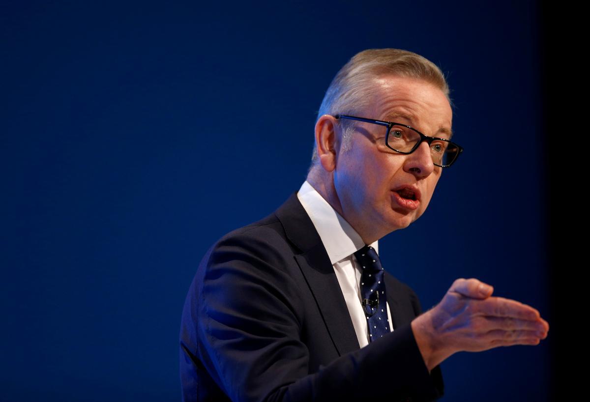 Brittanje ken die vorm van sy voorgestelde Brexit-ooreenkoms: Gove, minister van Brittanje