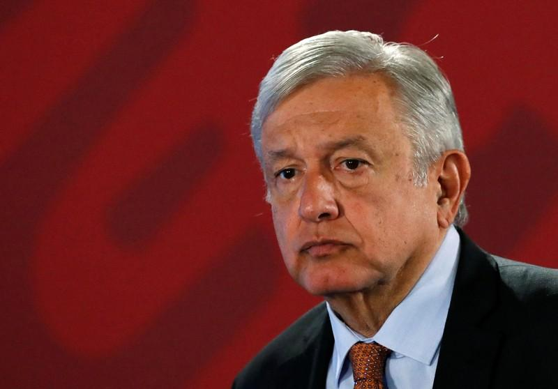 Mexico's president asks parties to resolve conflict at Penasquito...