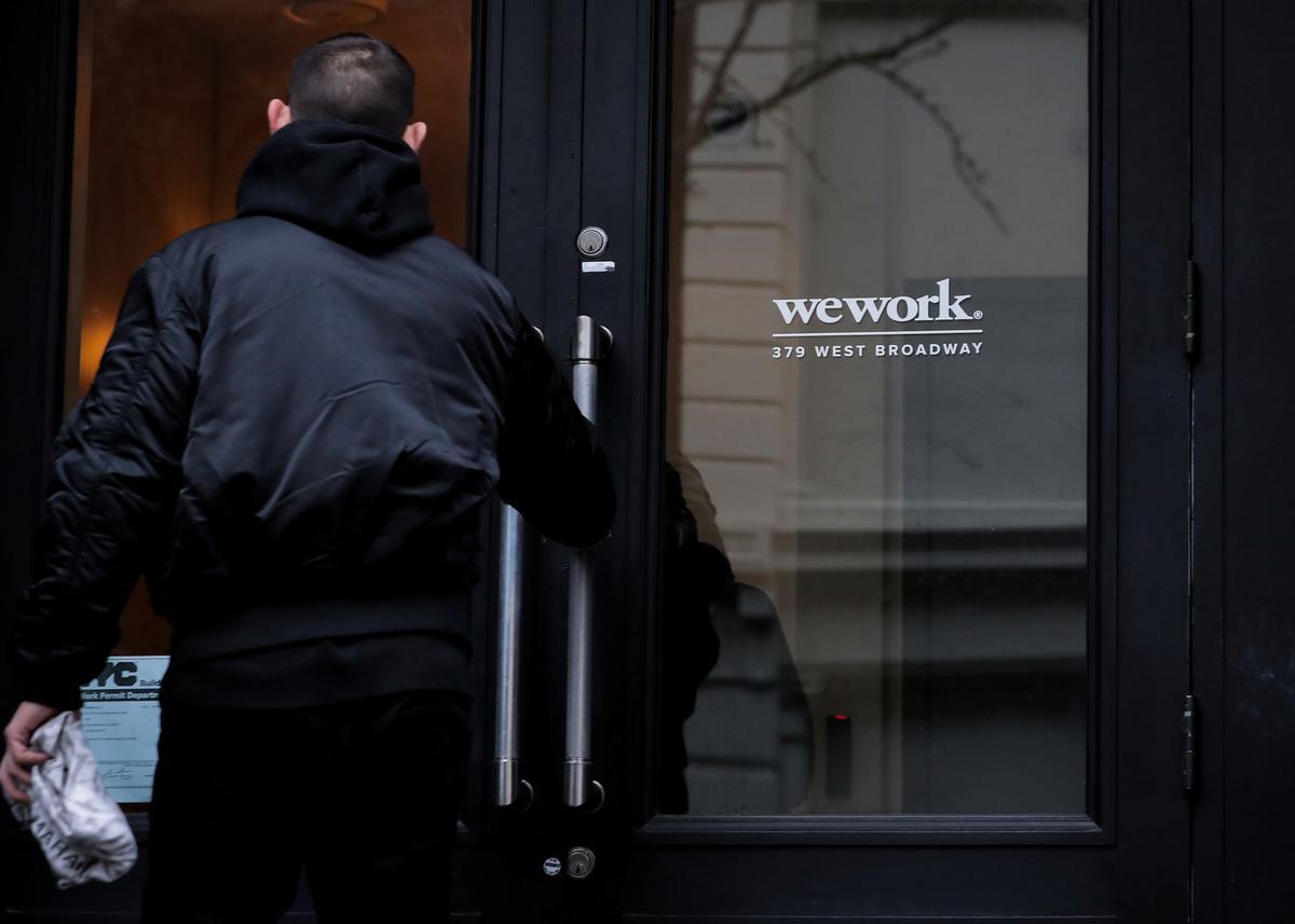 WeWork gooi die handdoek in op sy verkeerde IPO