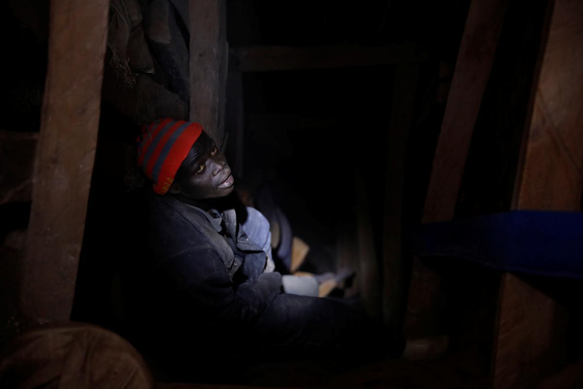 Die Kongo-myn ontplooi digitale wapens in die stryd teen konflikminerale