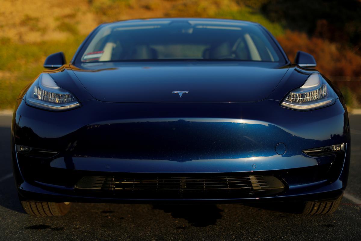 Ondanks die afname in die derde kwartaal, bly Tesla se Model 3 op die top in Noorweë