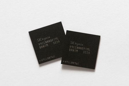 SK Hynix shifts away from Japanese input material with Korean product