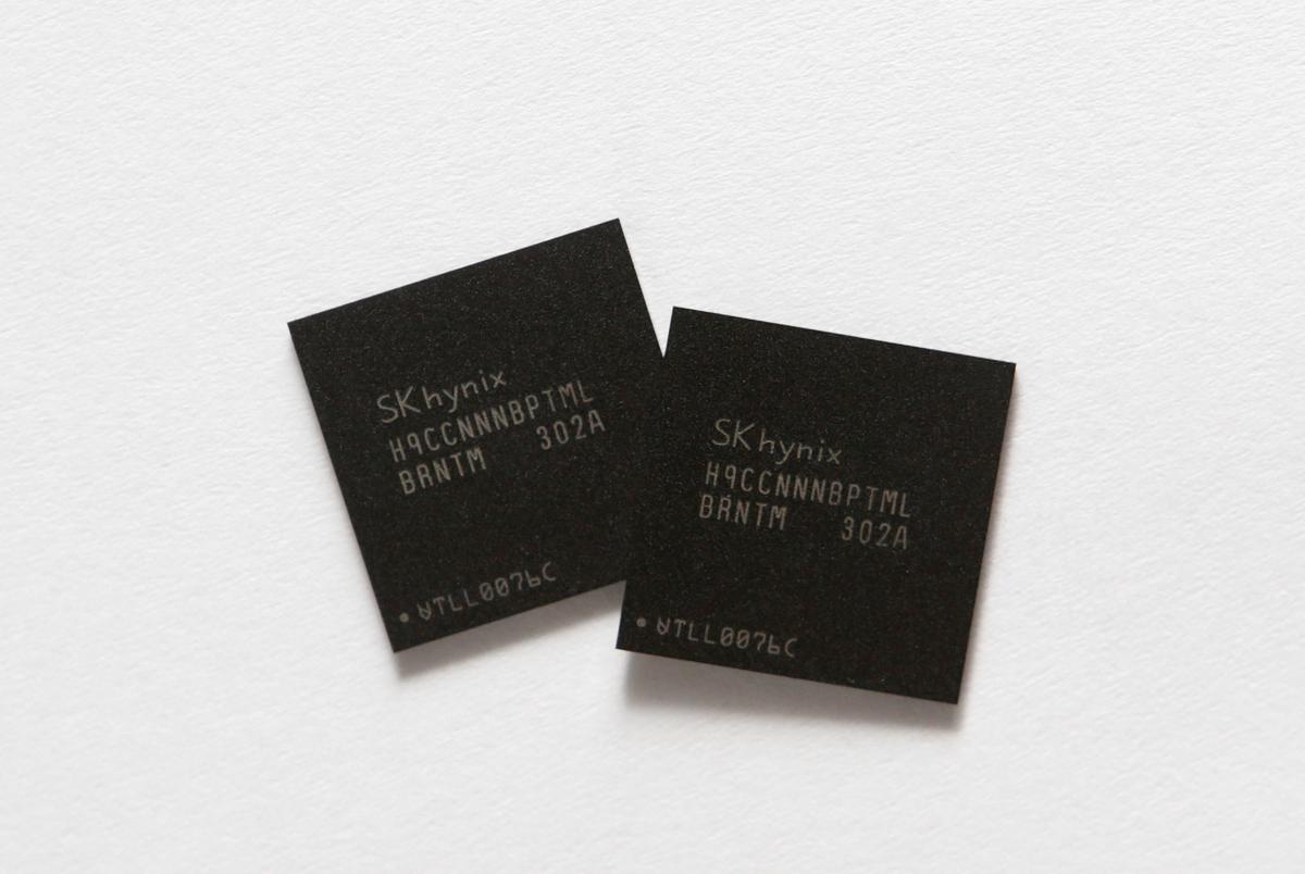 SK Hynix skuif weg van die Japanese insetmateriaal met Koreaanse produkte