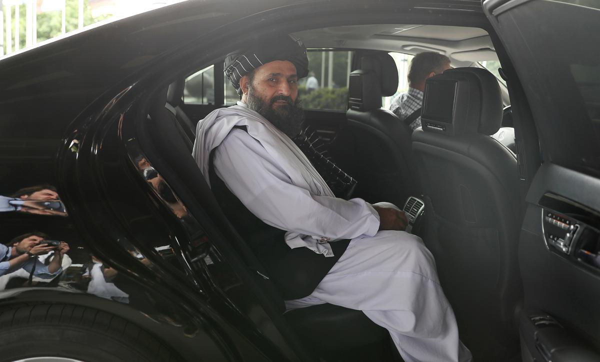 Taliban, Amerikaanse gesant in Pakistan om gebroke vredesonderhandelinge te hersien