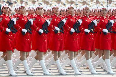 China marks 70 years of communism with massive show of force