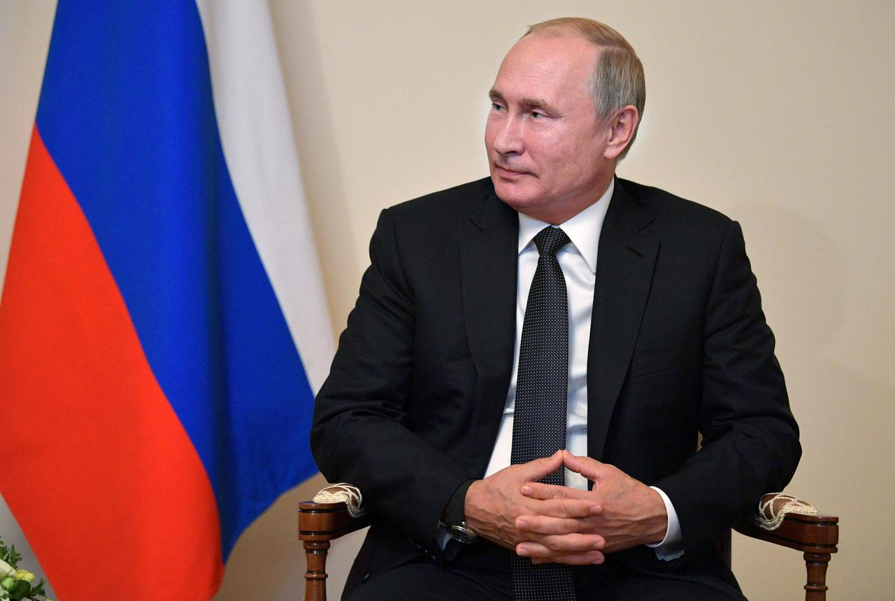 Putin Brushes Off Allegations Of Russian Election Meddling Reuters