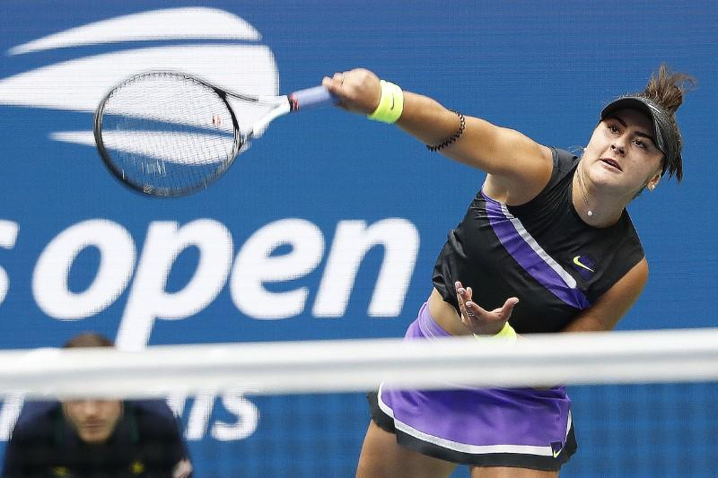 Andreescu Advances To Beijing Last 16 Barty In Quarters