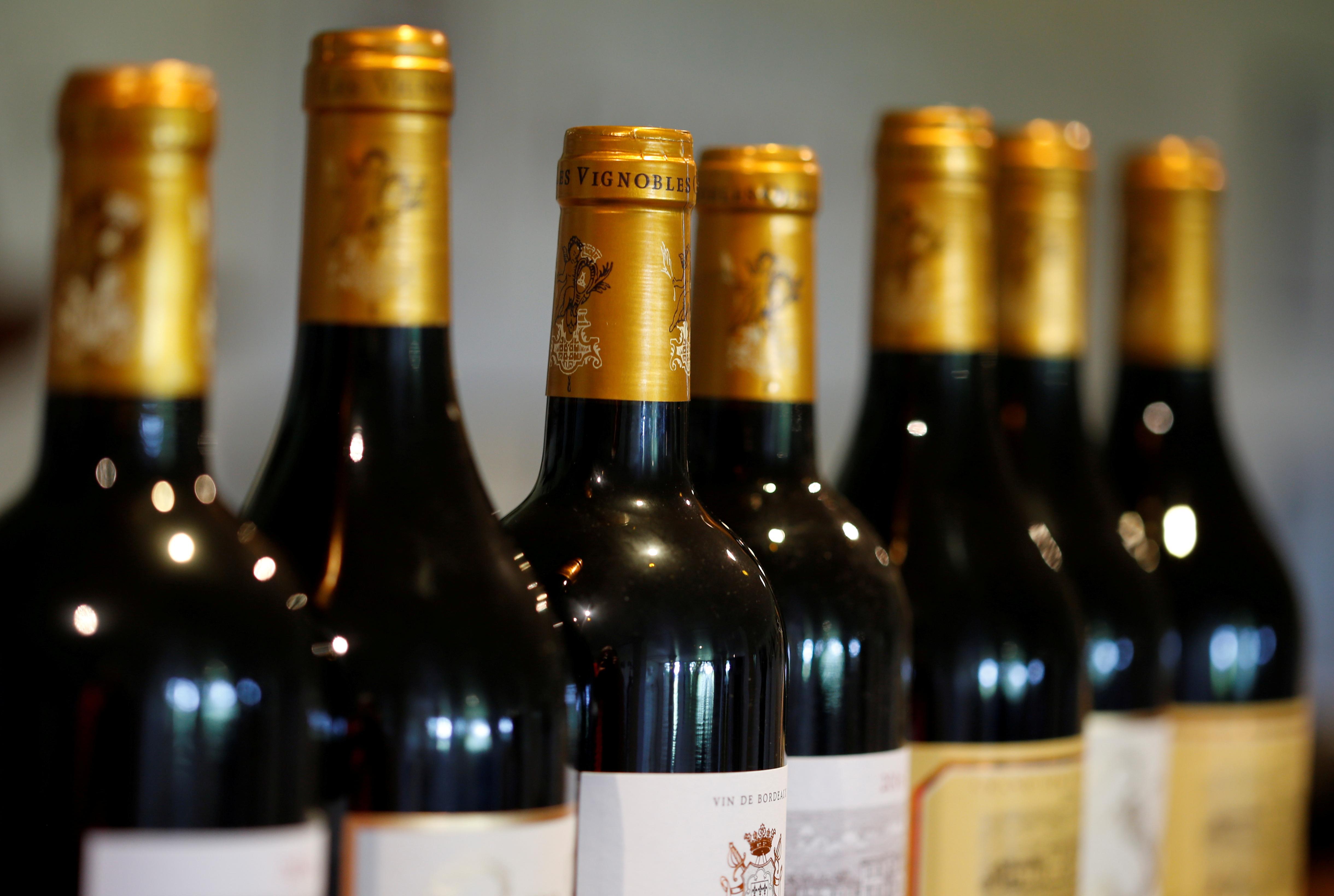 Le whisky écossais, le fromage italien et le vin français aux États-Unis sont tarifés à 25%