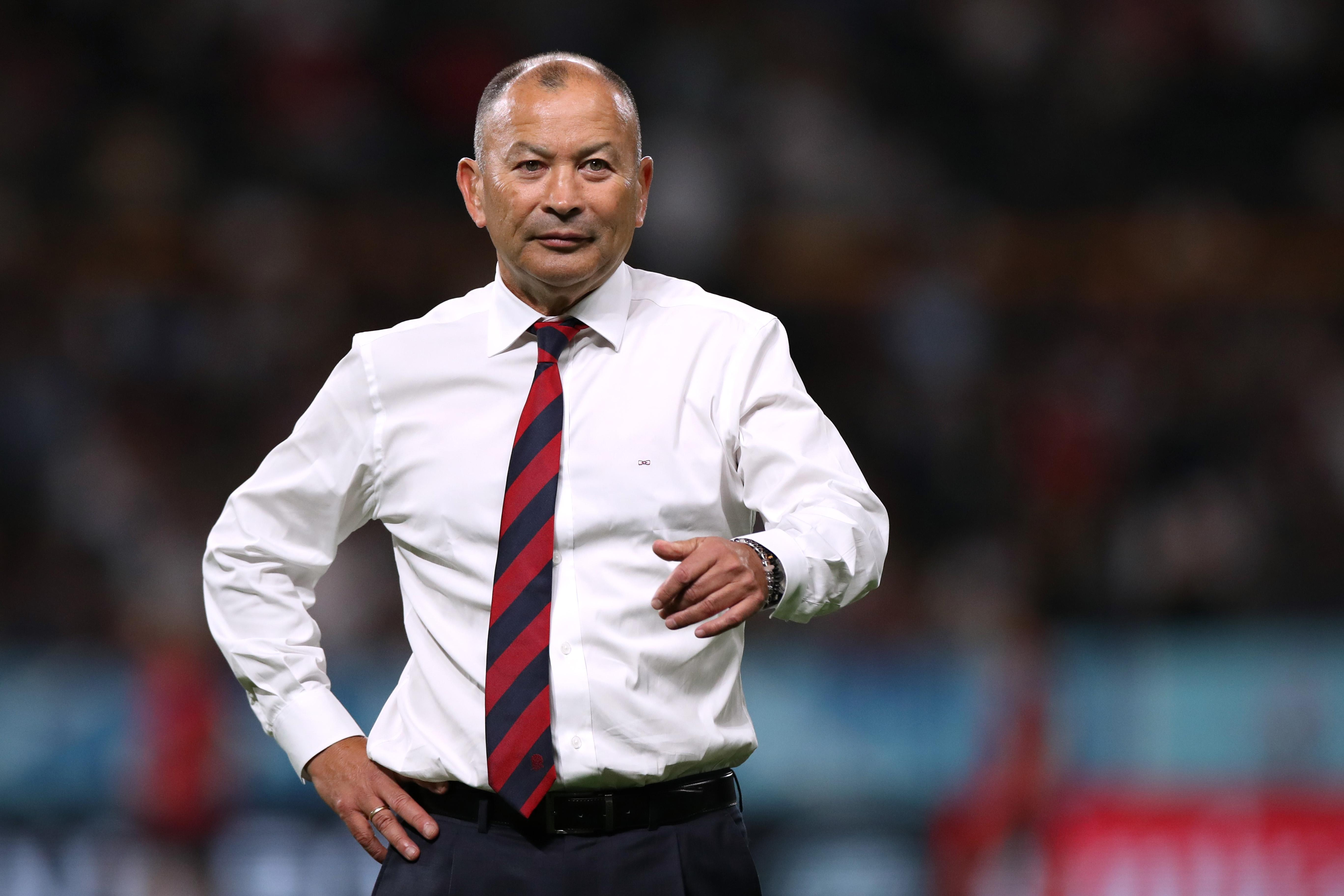 Jones keen to use scrum as weapon against Argentina