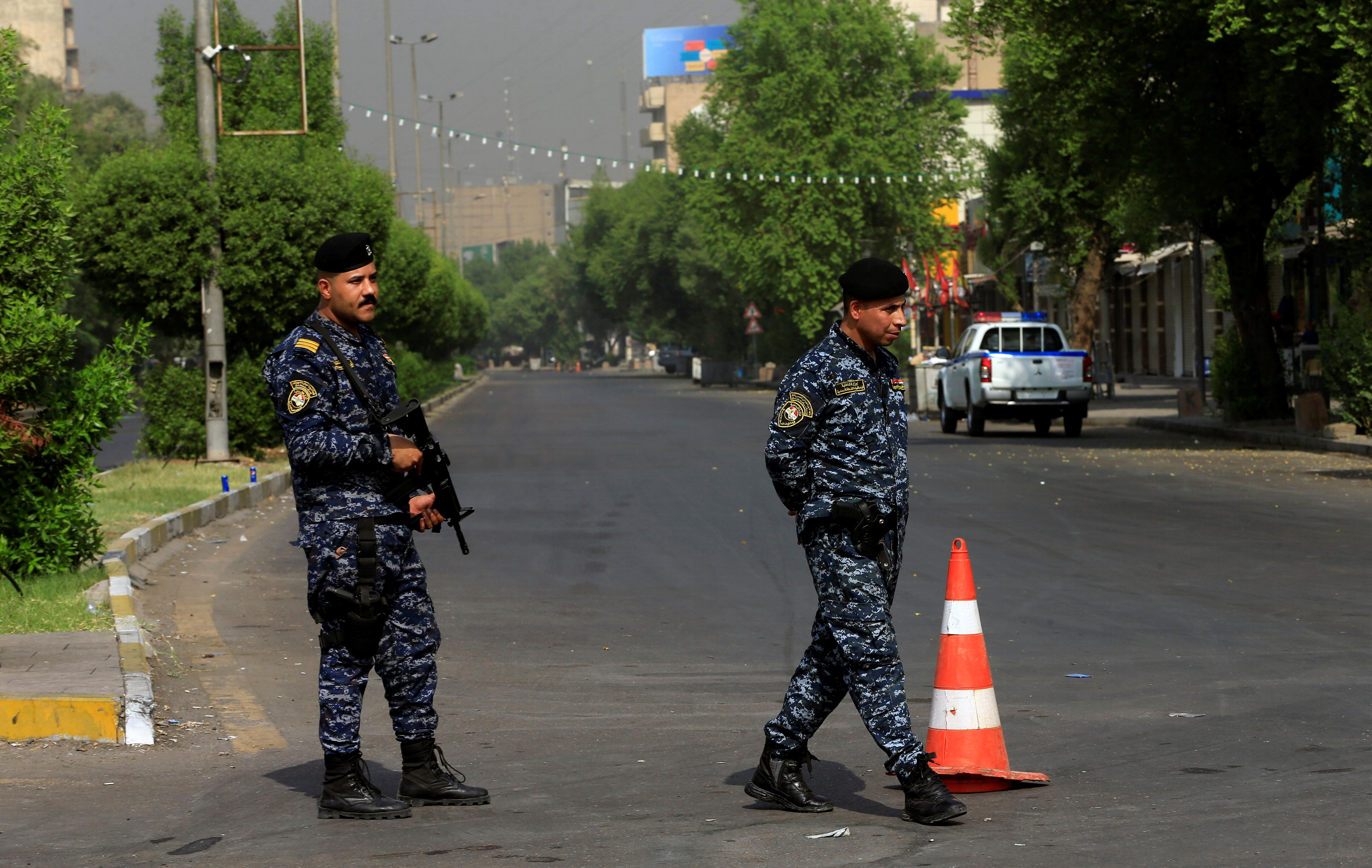 Iran says two border crossings to Iraq closed because of unrest in...