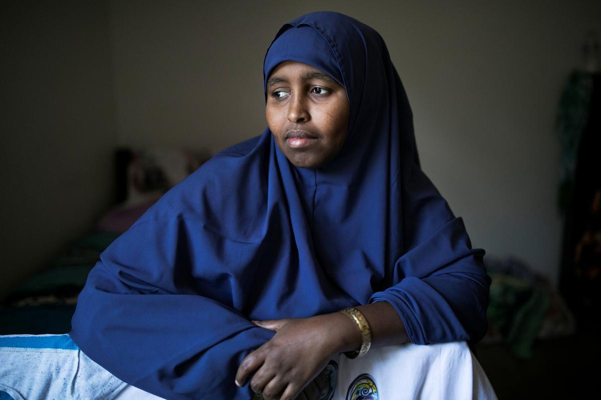'All I can do is pray': A family in limbo as U.S. slows refugee admissions