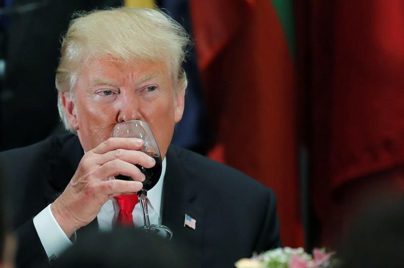Breakingviews - Trump's booze tariffs may cause extended hangover