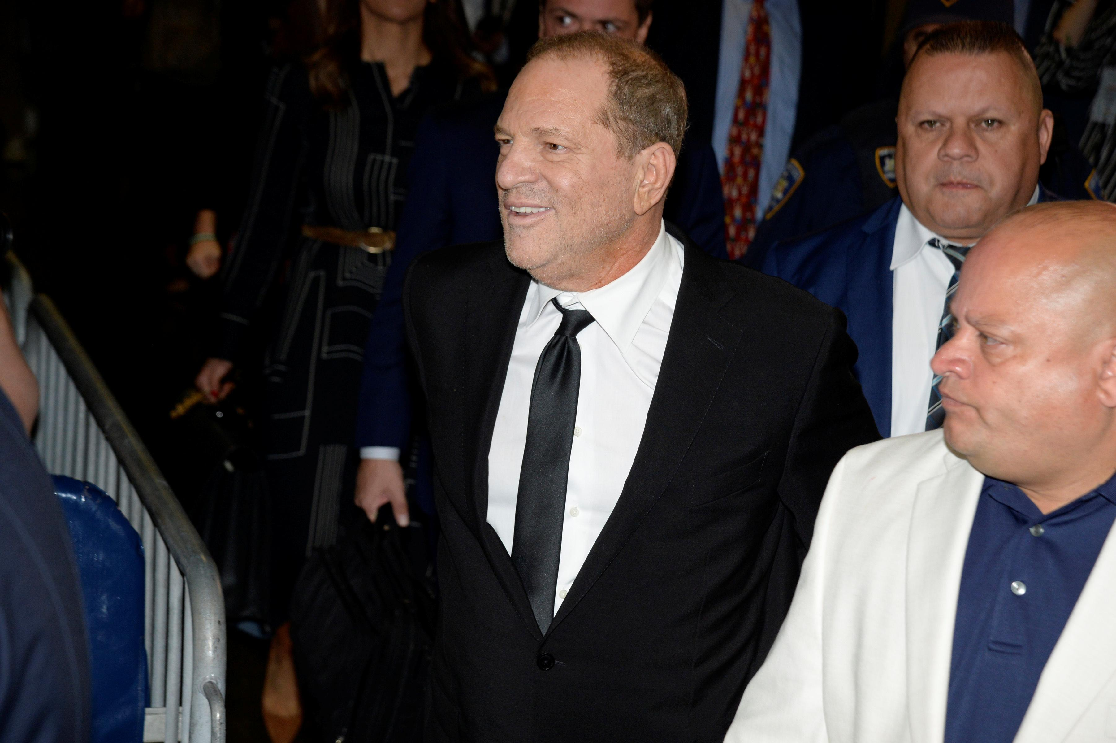 Harvey Weinstein loses bid to have rape trial moved out of New York...
