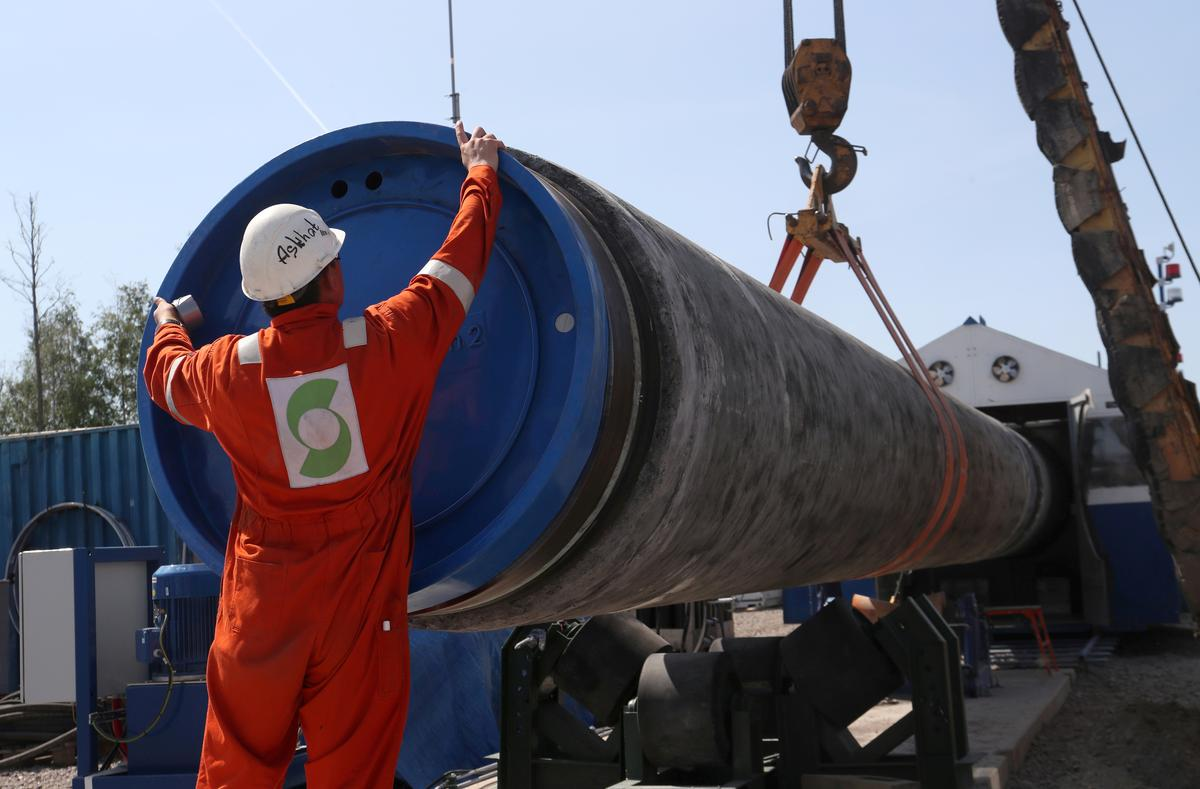 Gazprom: Nord Stream 2 cost would rise by 'hundreds of millions' to...