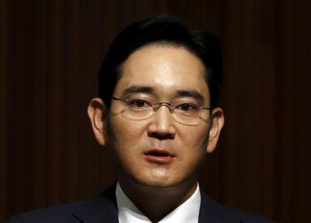 Samsung heir Lee won't seek board term extension: report