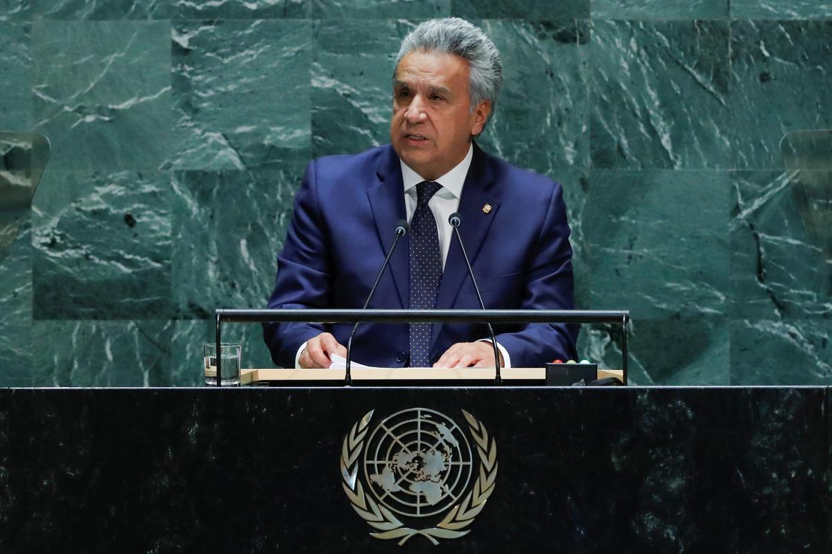 President van Ecuador weier om brandstofmaatreëls af te haal wat protesoptrede veroorsaak