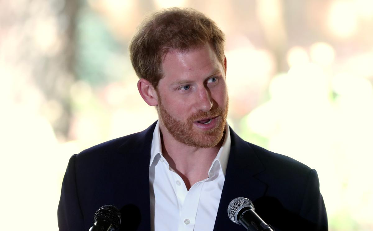 Britain's Prince Harry to sue tabloid press owners over phone-hacking