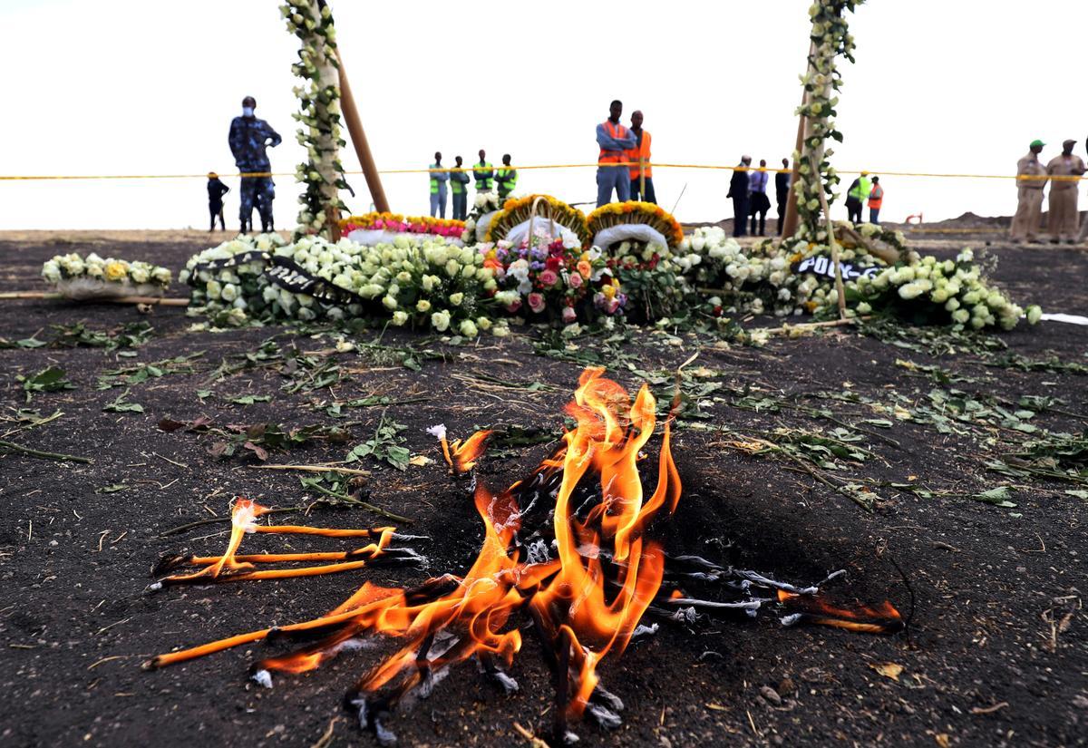 Die prokureur van die slagoffers van Boeing-ongelukke soek getuienis by 737 MAX-fluitjieblaser