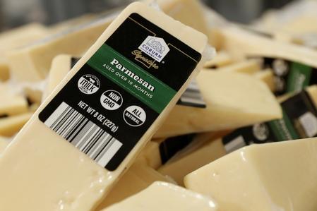 U.S. importers stockpile Parmigiano, Provolone as tariffs on EU cheeses loom