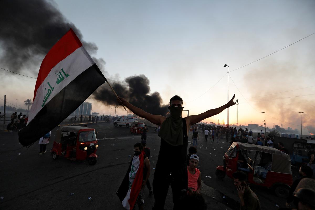Dodelike botsings breek weer uit in Irak, 11 vermoor in die hoofstad
