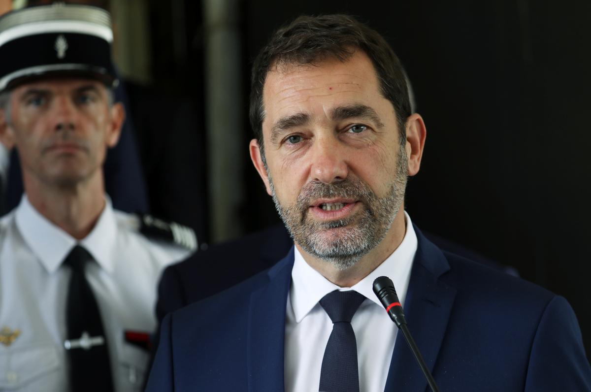 Terreurrisiko is steeds 'baie hoog' in Frankryk: minister van binnelandse sake