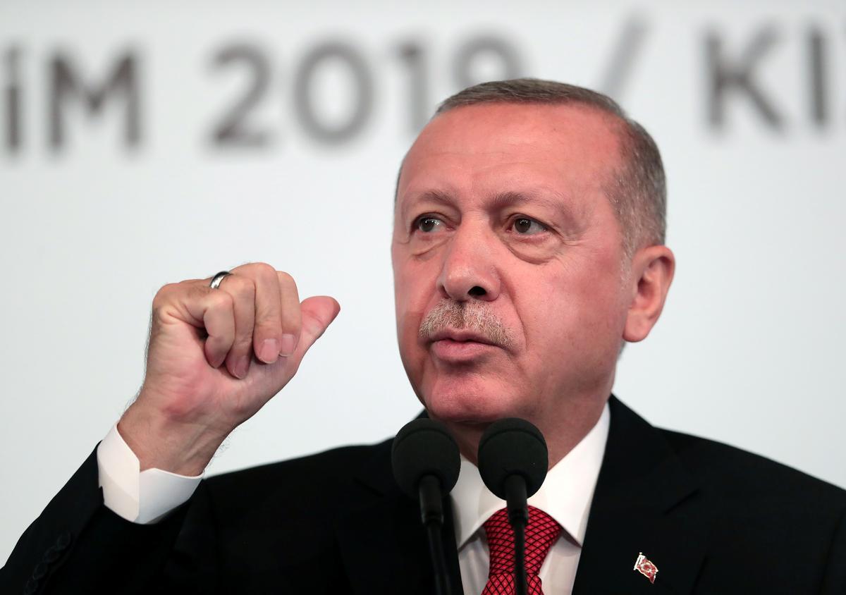 Erdogan sê Amerikaanse troepe het onttrek uit die noordooste van Sirië ná Trump se oproep
