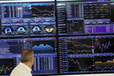 GLOBAL MARKETS-Stocks tiptoe higher as U.S. jobs boost offsets weak European data, trade anxiety