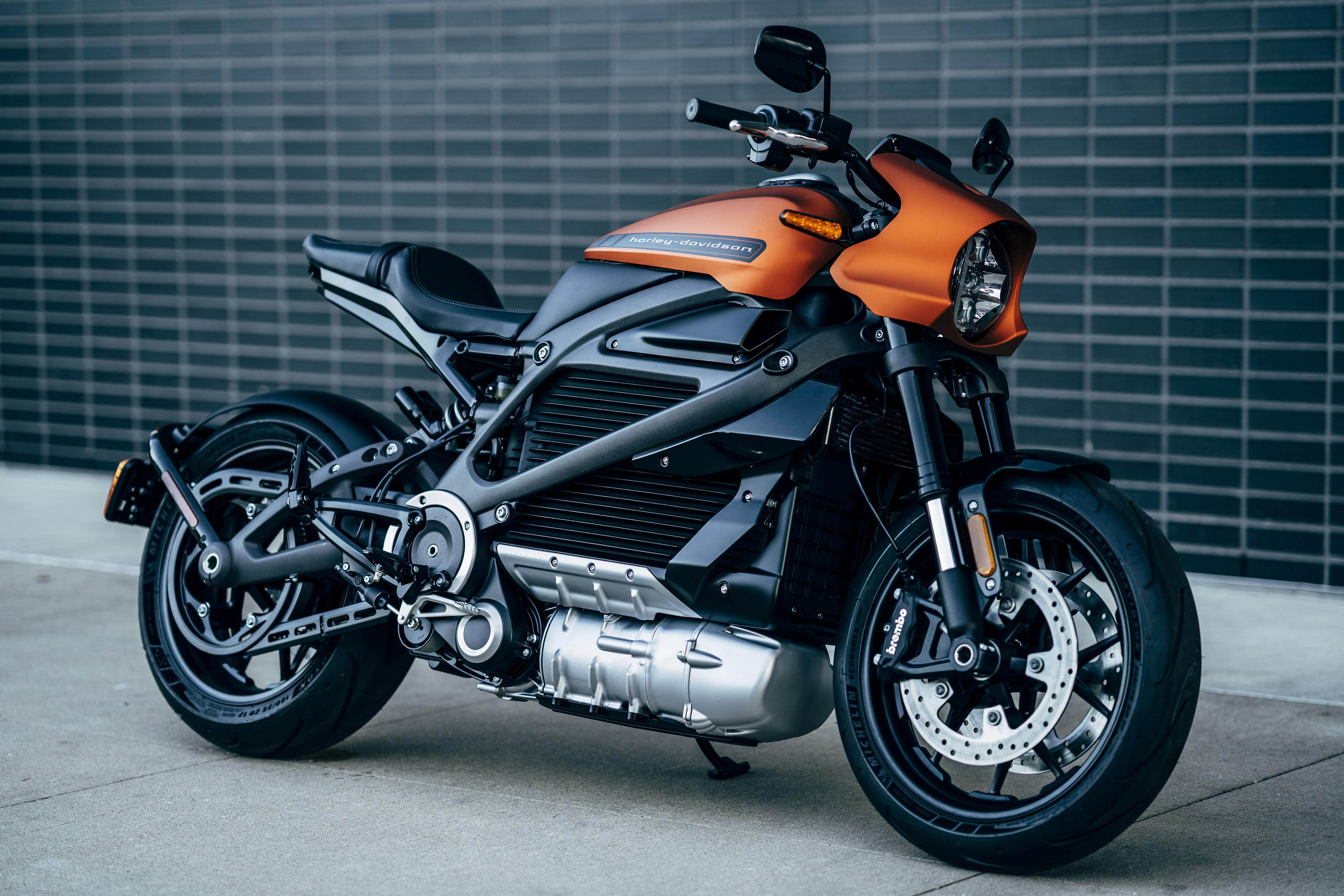Harley struggles to fire up new generation of riders with electric...