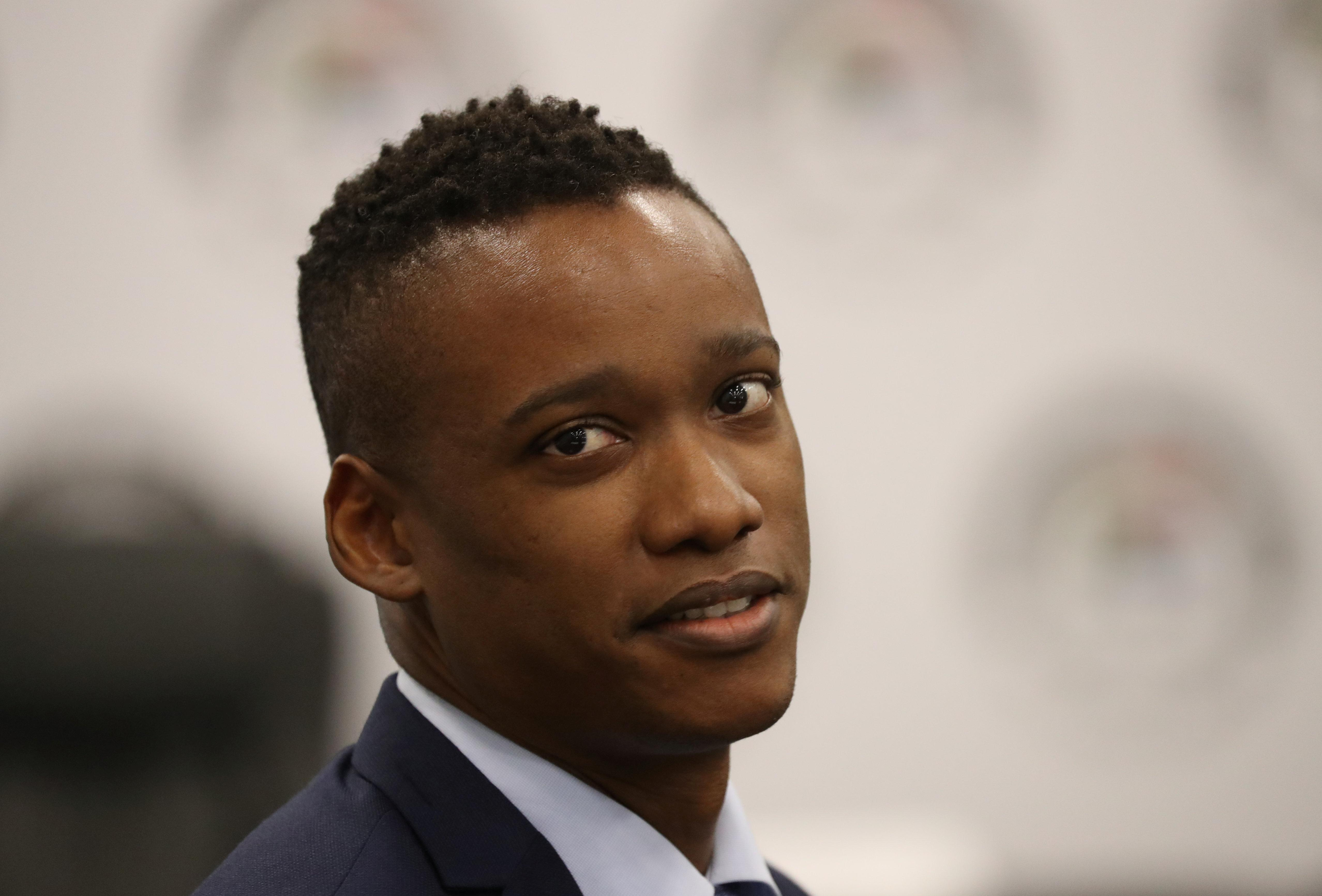 'Everything was cool': Zuma son denies wrongdoing at graft inquiry