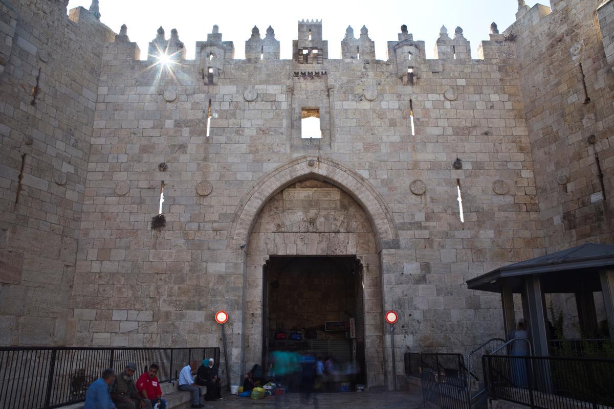 Portale na die geskiedenis en konflik: die poorte van die Ou Stad van Jerusalem