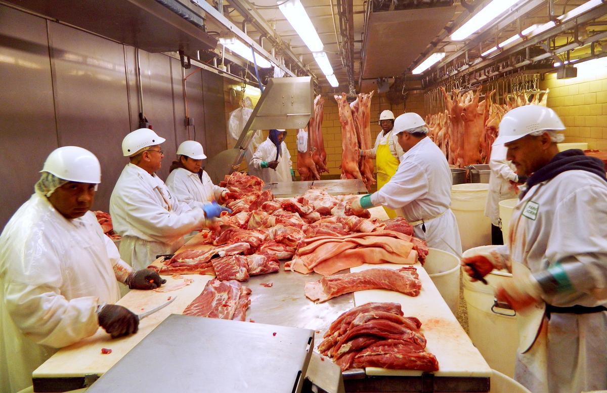 Die Amerikaanse en Japan-handelstransaksie is daarop gemik om Amerikaanse boere op gelyke voet met die mededingers in die Trans-Stille Oseaan te plaas