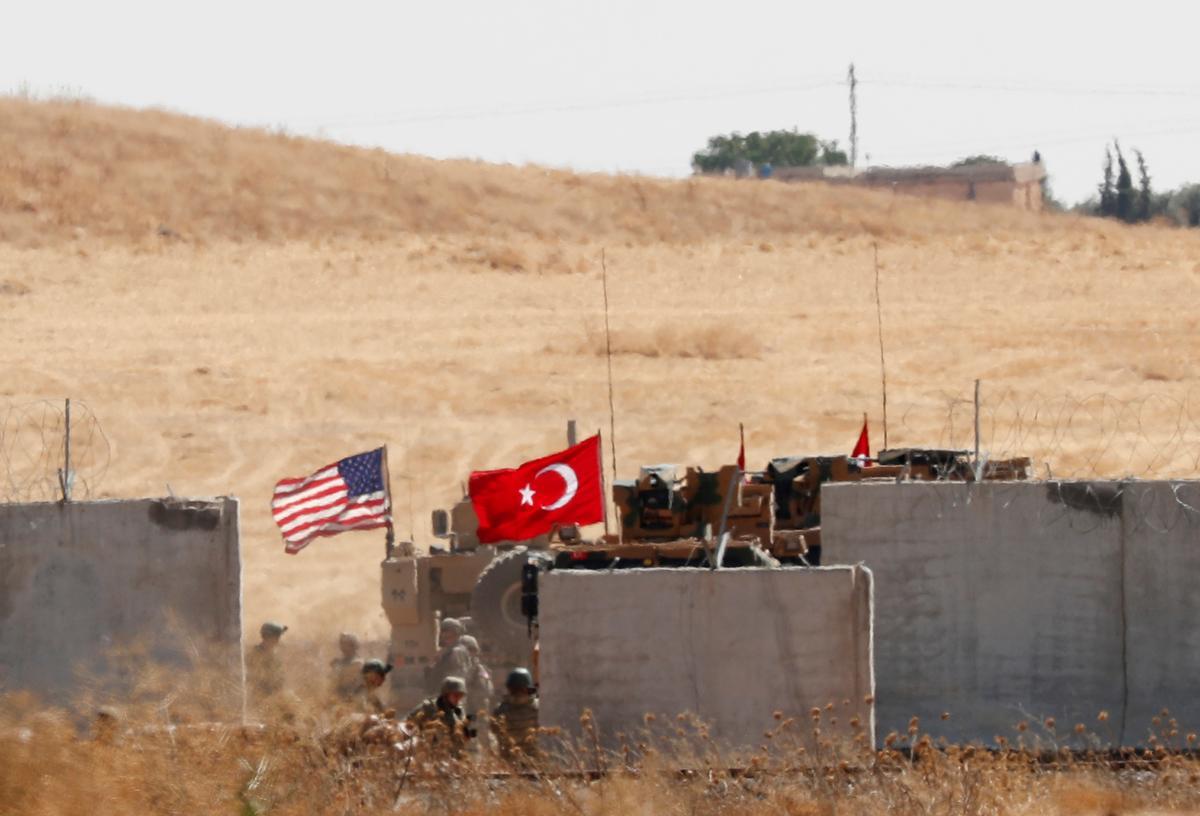 Verduideliker: Turkye moet weer 'n kaart van die Siriese oorlog teken