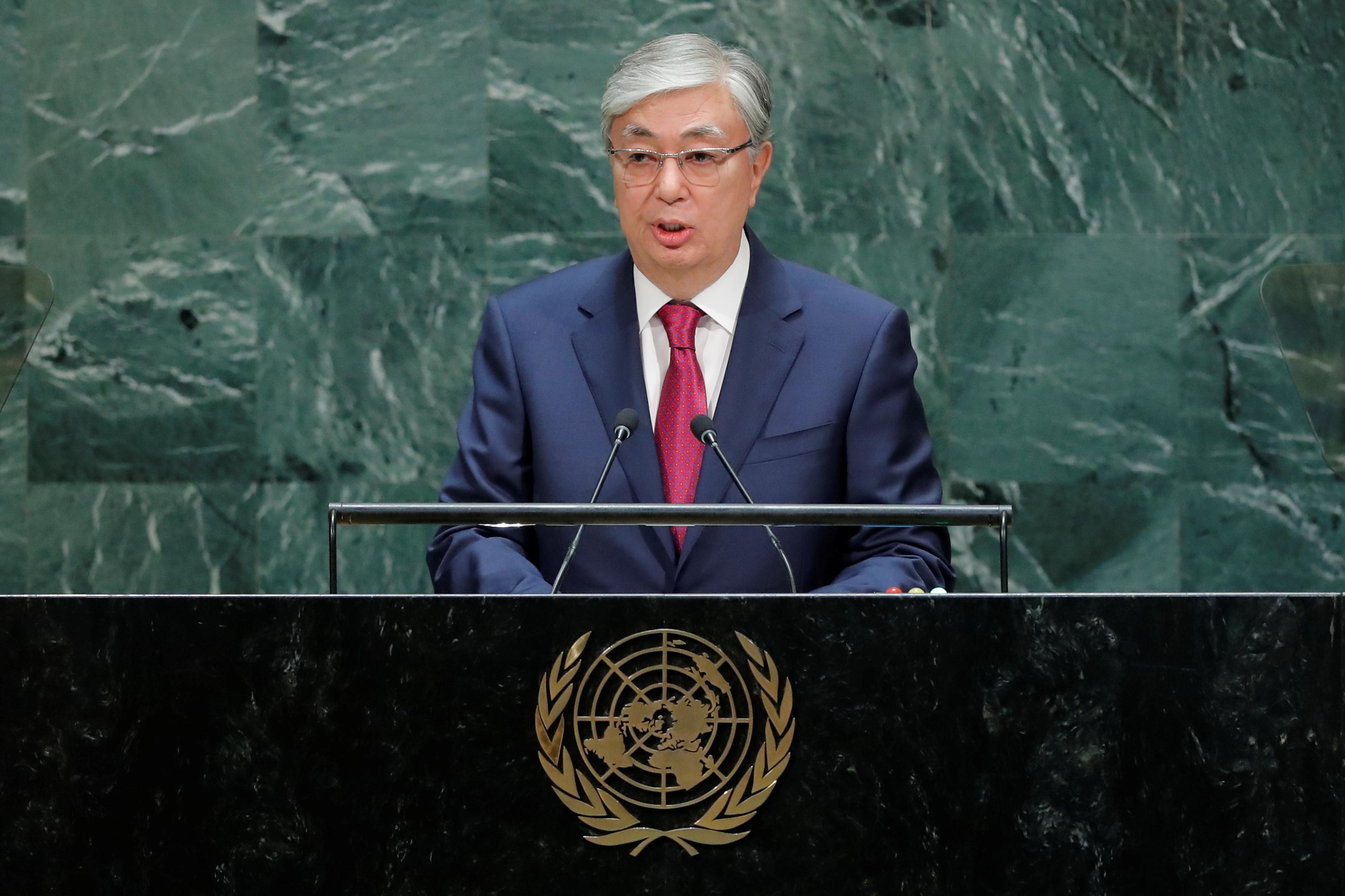 Kazakh president orders investigation into China-linked transport...