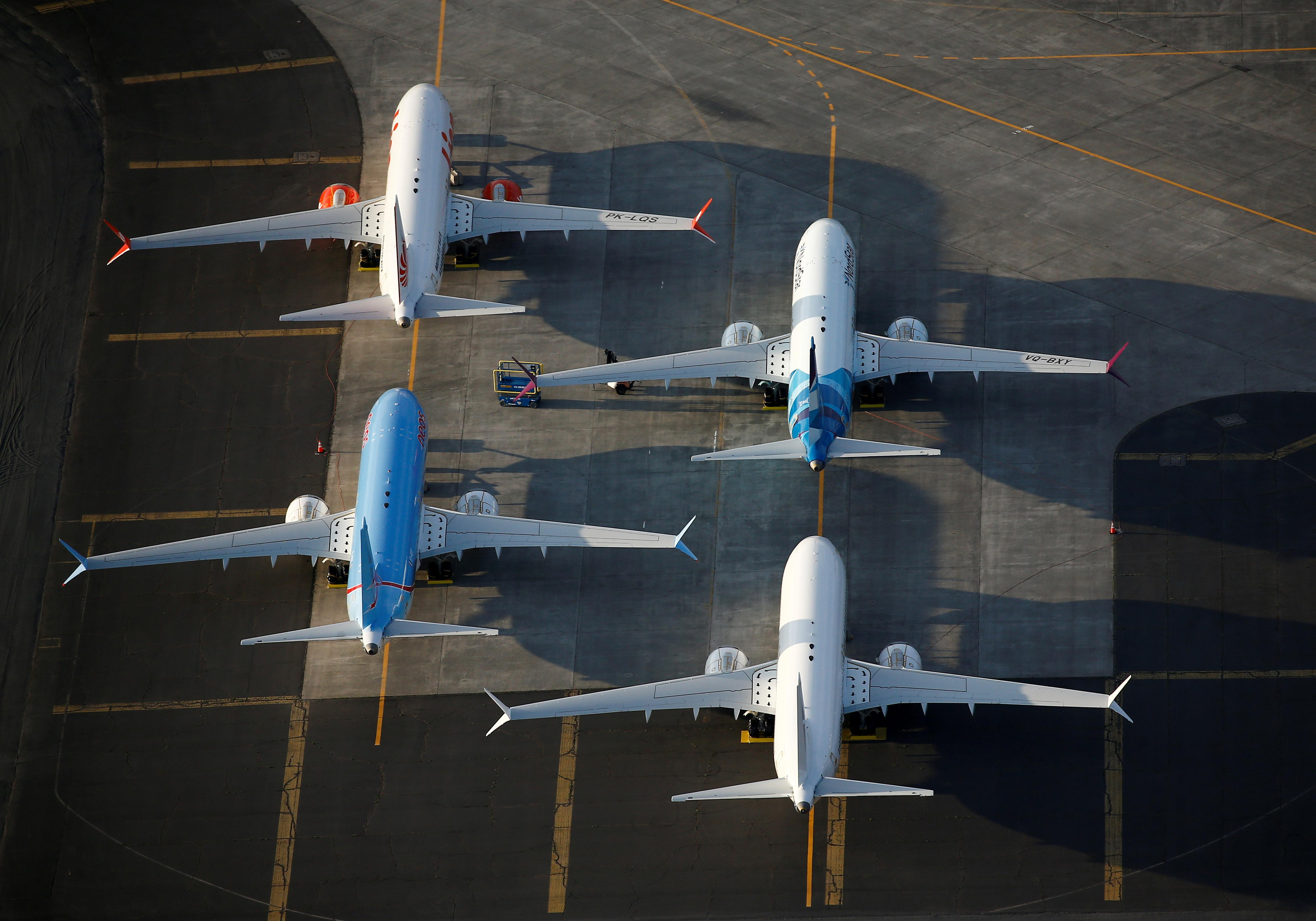 Boeing gets first 737 MAX order in months; deliveries halve