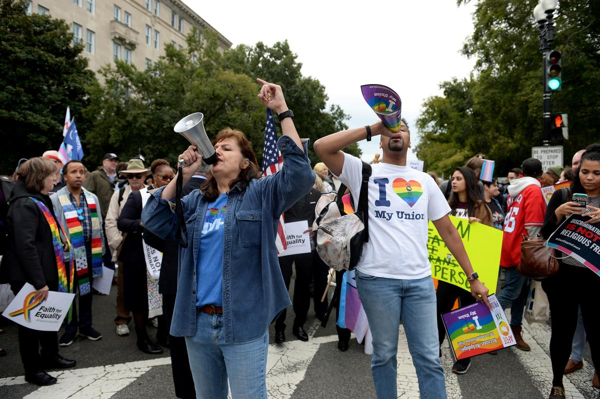 For LGBT people outside U.S. Supreme Court, cases have a familiar ring
