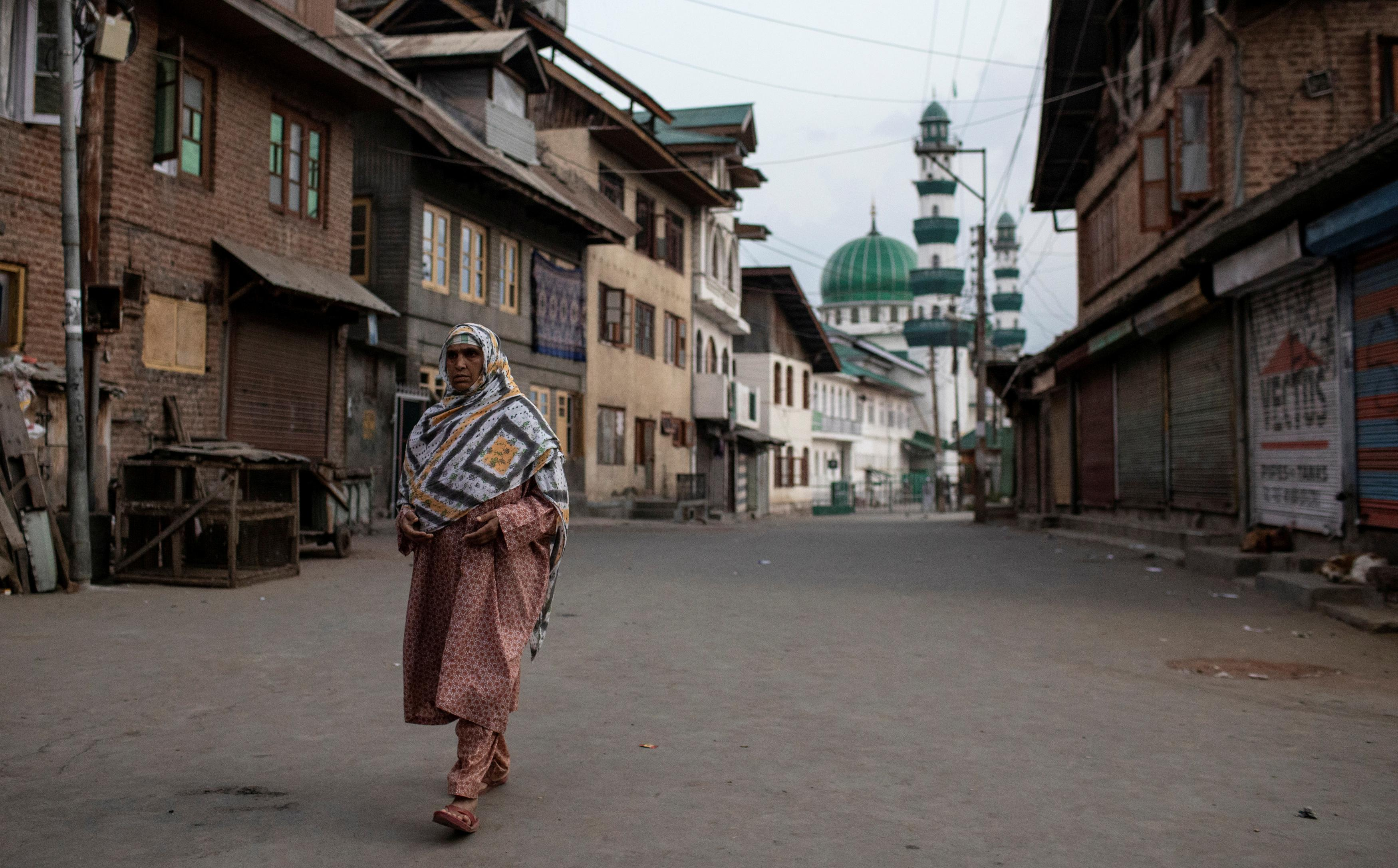 Indian parties shun first Kashmir polls since change of status