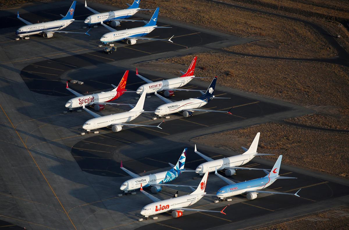 American Airlines cancels 737 MAX flights until Jan. 16
