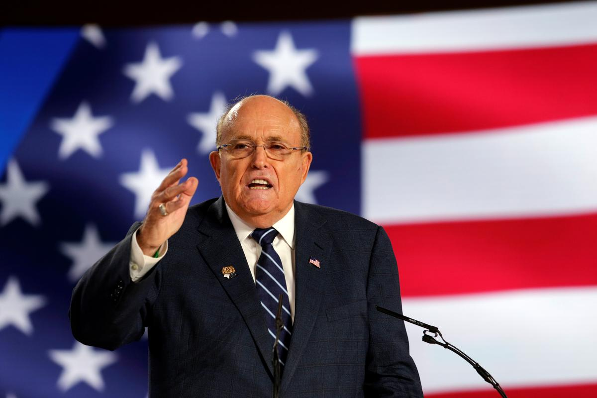 House Democrats issue subpoenas for two indicted Giuliani associates