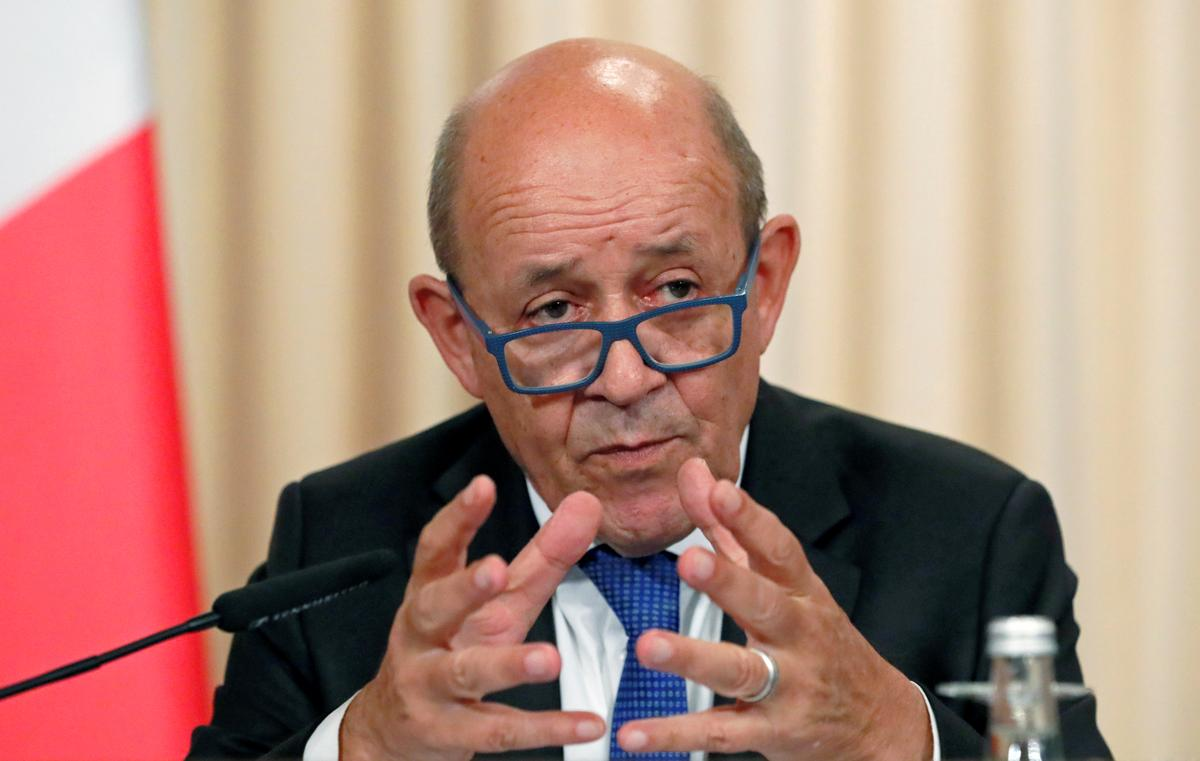 France calls for urgent meeting of anti-Islamic State coalition
